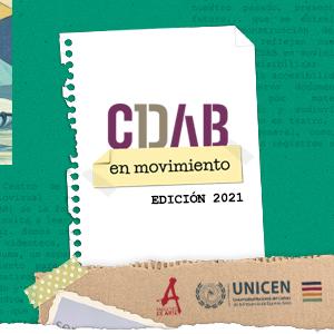 En junio, CDAB en movimiento recibe al Departamento de Historia y Teoría del Arte