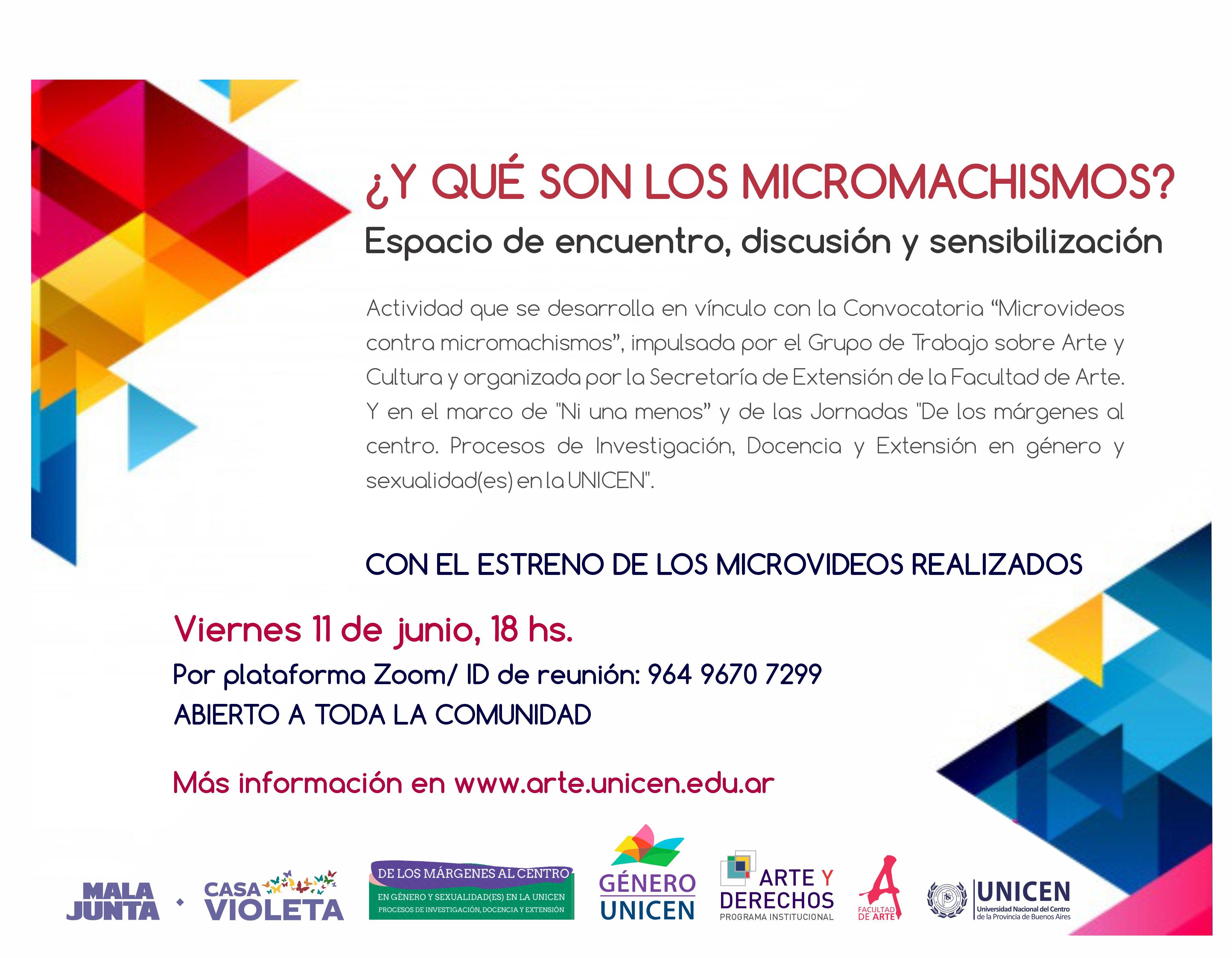 qué son los micromachismos